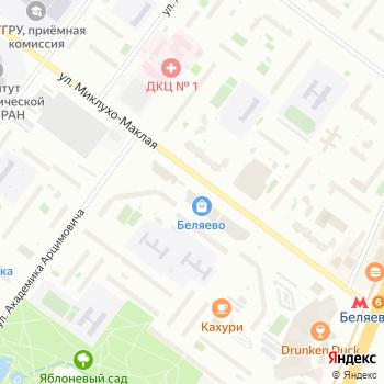 Московский Опытный Завод Буровой Техники на Яндекс.Картах