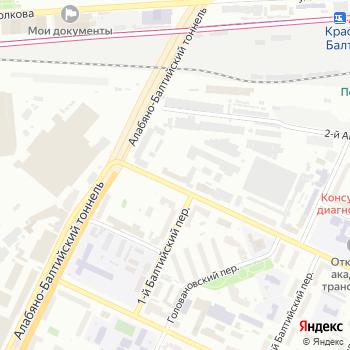 АКСОН на Яндекс.Картах