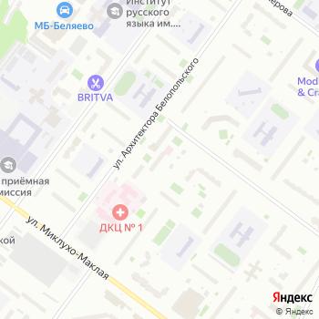 Женская консультация №13 на Яндекс.Картах