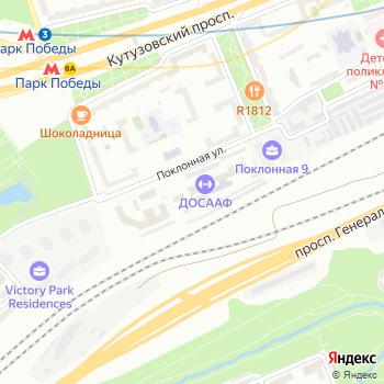 Автостеклоремонт на Яндекс.Картах