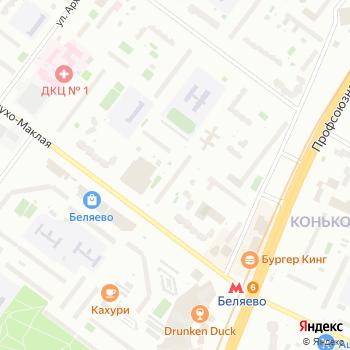 Участковый пункт полиции на Яндекс.Картах