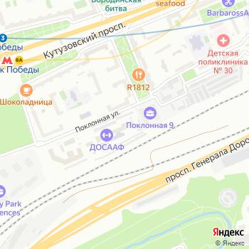 ВавилонАвто на Яндекс.Картах