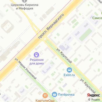 Управление социальной защиты населения Ломоносовского района на Яндекс.Картах