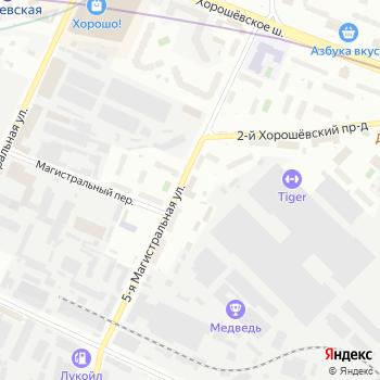 ОКВ на Яндекс.Картах