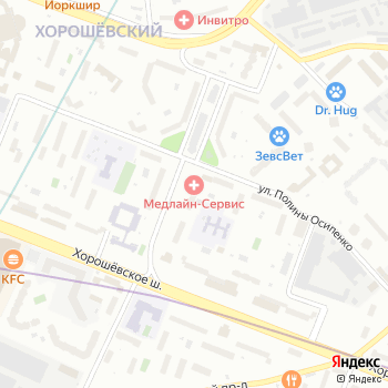 4 Lux Way на Яндекс.Картах