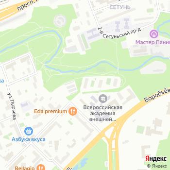 ТаББаК на Яндекс.Картах