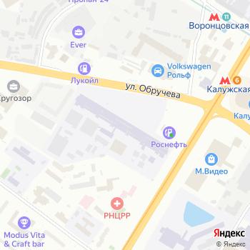 Парк.ру на Яндекс.Картах