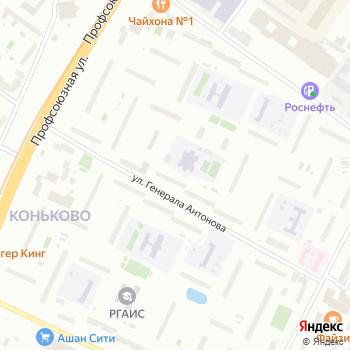 Дельта Строй на Яндекс.Картах