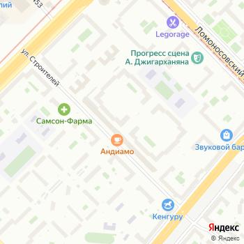 Стоматология №6 на Яндекс.Картах