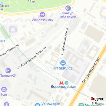 Реконс Эко на Яндекс.Картах