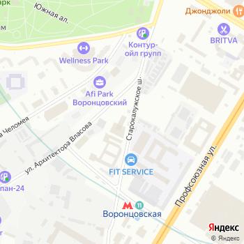 Эпо-Неон на Яндекс.Картах