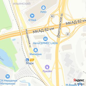 АвтоКранЗапчасть на Яндекс.Картах