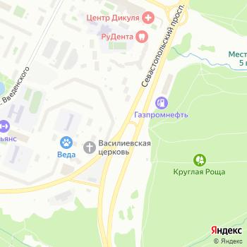 Киоск по продаже хлебобулочных изделий на Яндекс.Картах