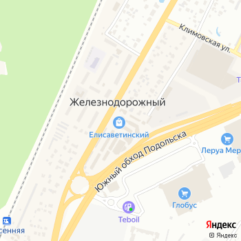 Попалам на Яндекс.Картах