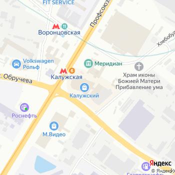 Тилли-Стилли на Яндекс.Картах