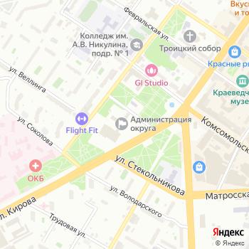 Управление ЖКХ на Яндекс.Картах