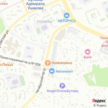 Звезда-94 на Яндекс.Картах