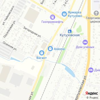 Toris на Яндекс.Картах