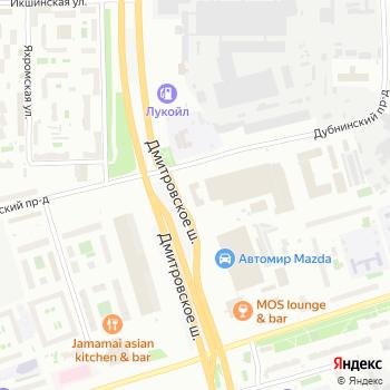 ВМГ-Принт на Яндекс.Картах