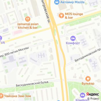 Почта с индексом 127247 на Яндекс.Картах