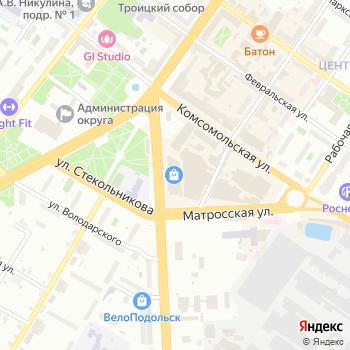 АЛФАВИТ на Яндекс.Картах