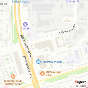 ЛогЛаб на Яндекс.Картах