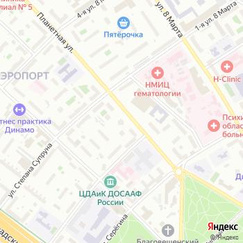Мэст на Яндекс.Картах