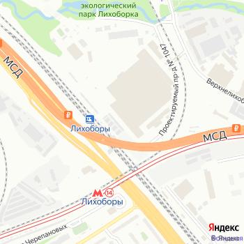 Автовоз на Яндекс.Картах