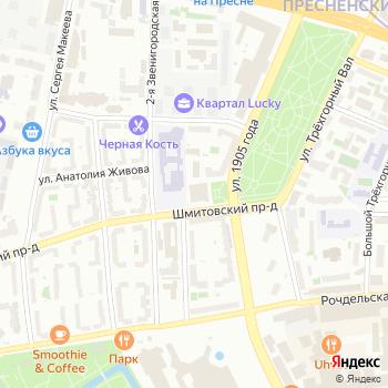 Старина Мюллер на Яндекс.Картах
