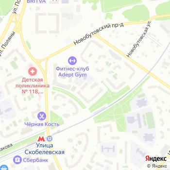 Семьяшки на Яндекс.Картах