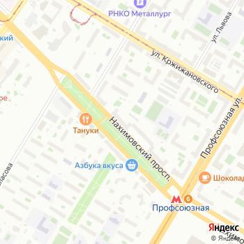 Поисково-спасательный отряд №8 на Яндекс.Картах