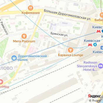 Автокомбинат легкового транспорта №1 на Яндекс.Картах