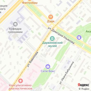 СУ №5 на Яндекс.Картах