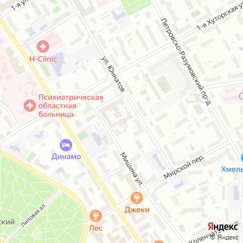 Идея на Яндекс.Картах