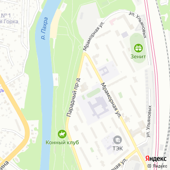 Следственный отдел по г. Подольску на Яндекс.Картах
