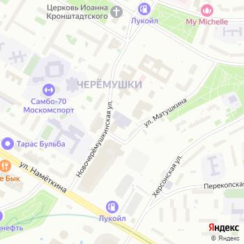 Газпром развитие на Яндекс.Картах