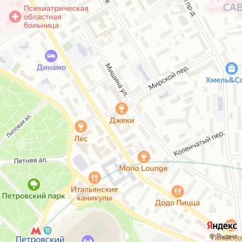 ГИПРОНИИАВИАПРОМ на Яндекс.Картах