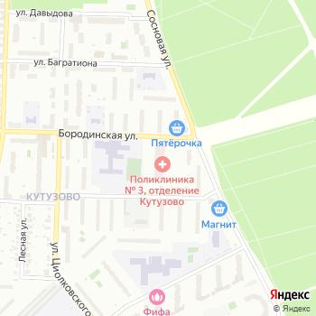 Диспетчерский пункт на Яндекс.Картах