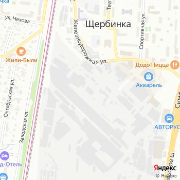 Сунержа на Яндекс.Картах