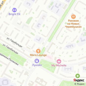 Почта с индексом 117418 на Яндекс.Картах
