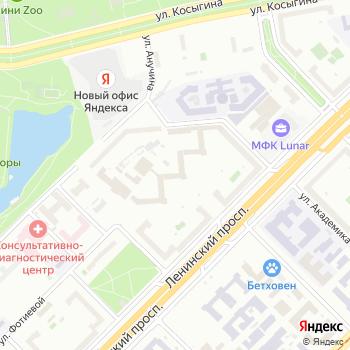 Патронаж РУ на Яндекс.Картах