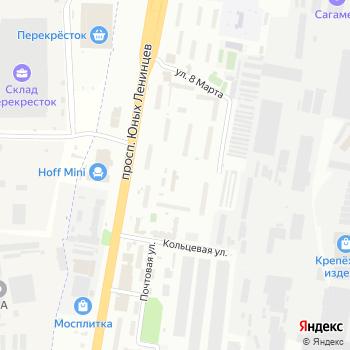 МУЖРП №2 на Яндекс.Картах