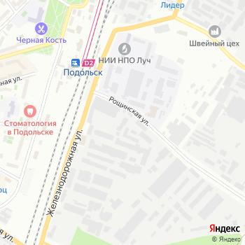 Сирэмикс на Яндекс.Картах