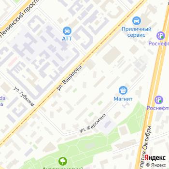 КТС техникс на Яндекс.Картах