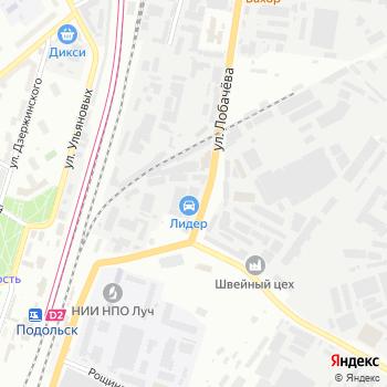 ПаллетТрейд на Яндекс.Картах