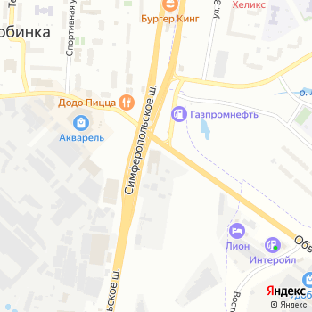 Магазин инструментов на Яндекс.Картах