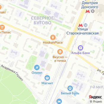 Почта с индексом 117216 на Яндекс.Картах