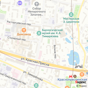 АКБ ВЕК на Яндекс.Картах