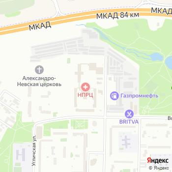 Реабилитационный центр для инвалидов на Яндекс.Картах