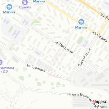 Диабет на Яндекс.Картах